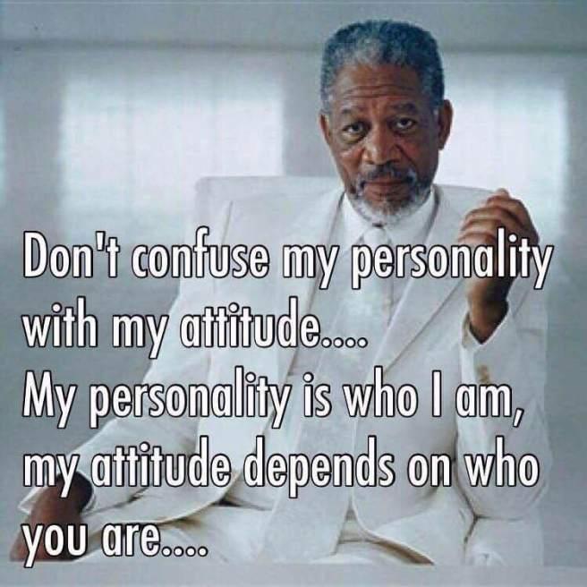 personalityvsattitude